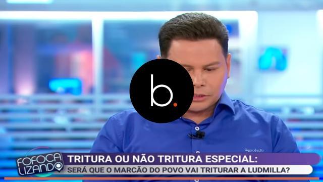 Marcão do Povo volta a falar de Ludmilla na TV