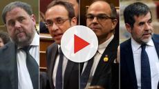 Según el Tribunal Supremo, el Congreso deberá decidir si suspende a los diputados presos