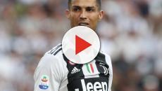 Juventus, Cristiano Ronaldo a Montecarlo: visita a Lewis Hamilton