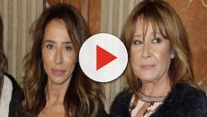Mila Ximénez avisa a Maria Patiño: 'Yo protejo a quien me da la gana'