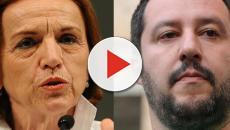 Di Martedì, Elsa Fornero attacca Salvini definendolo un ignorante