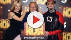 All Together Now, seconda puntata: Fabio Rovazzi, Gabriele Cirilli e Jessica Notaro ospiti