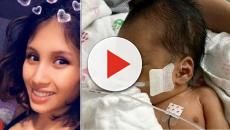 Mulher grávida é morta e tem filho roubado nos Estados Unidos