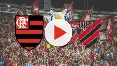 Flamengo x Athletico-PR: transmissão ao vivo neste domingo (26), às 16h