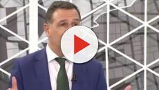 Exaltación de Franco en la televisión autonómica extremeña del candidato de VOX