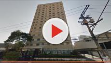 Mãe joga filha do quinto andar de prédio, coloca fogo no apartamento e se joga