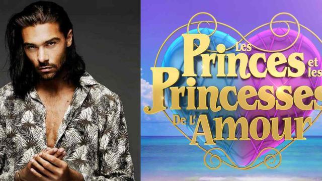 Julien Guirado, premier prince au casting des Princes de l'Amour 7