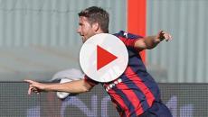 Calciomercato Crotone, Marcus Rohden verso l'addio: non dovrebbe rinnovare