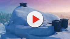 Are dragons going to break Fortnite Battle Royale's Polar Peak