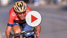 Giro d'Italia, Vincenzo Nibali: 'Con Primoz Roglic delle serene legnate'