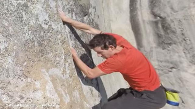 'Free Solo' aired on Channel 4 and Alex Honnold has people on the edge of their seats