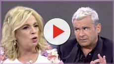 Jorge Javier le dice a Terelu que Carmen Borrego está desquiciada y es injusta