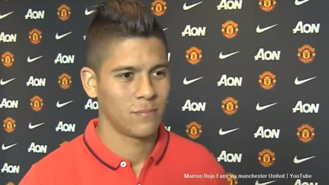 Marcos Rojo is confident he will stay with Manchester United