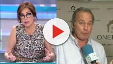 Ana Rosa y Bertín Osborne por una pregunta sobre Marta Sánchez tienen un momento tenso