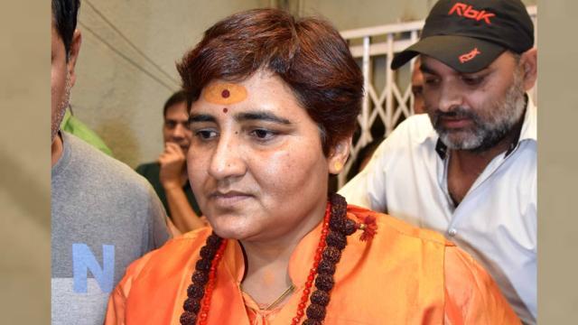 Pragya Thakur wins from Bhopal against Digvijaya Singh