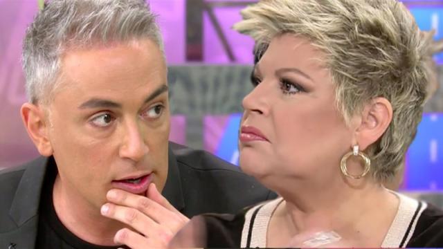 Deluxe: Terelu afirma que abandona Sálvame pero no es por culpa de Kiko Hernández