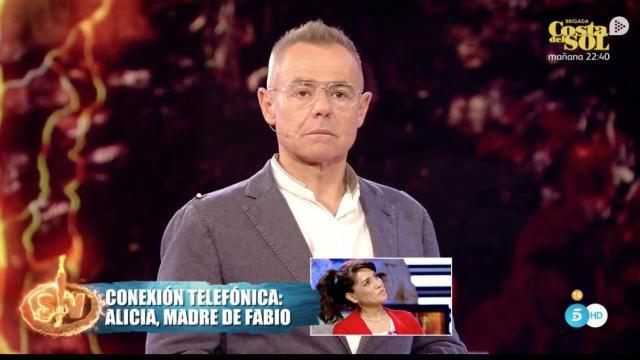 La madre de Violeta llama a Fabio 'canalla' y la madre del argentino estalla