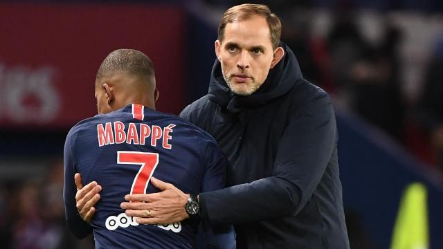 Mercato PSG : la relation serait 'explosive' entre Kylian Mbappé et Thomas Tuchel