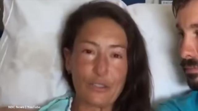 Hawaii: Amanda Eller, lost for 17 days in the forest got rescued
