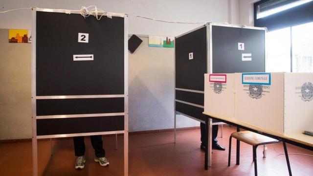 Elezioni Europee: l'astensione sale al 43,7 per cento in Italia