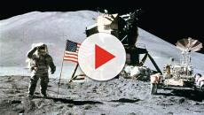 Nasa comemora os 50 anos da primeira caminhada na Lua com selo
