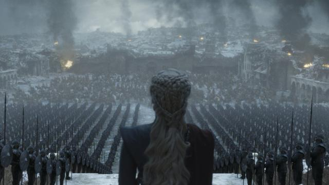 La batalla final de Juego de tronos comienza en el penúltimo capítulo de la serie