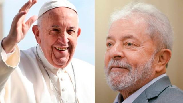 Lula divulga carta em que Papa Francisco lamenta perdas familiares