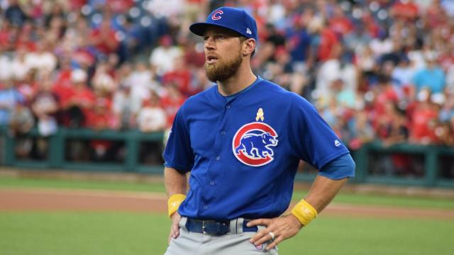 Cubs' Joe Maddon discusses situation with Ben Zobrist