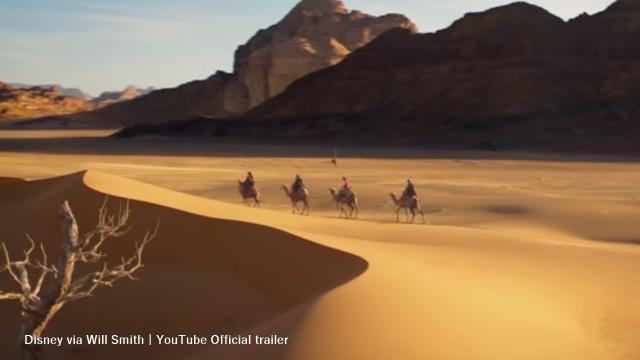 'Aladdin': The remake earned $113 million despite poor critic reviews