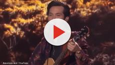 Laine Hardy gets 'back to work' in LA after what looks like downtime back home