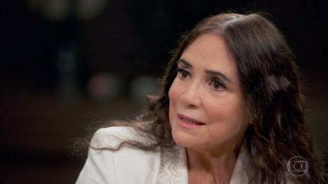 Regina Duarte reclama da intolerância política existente no Brasil