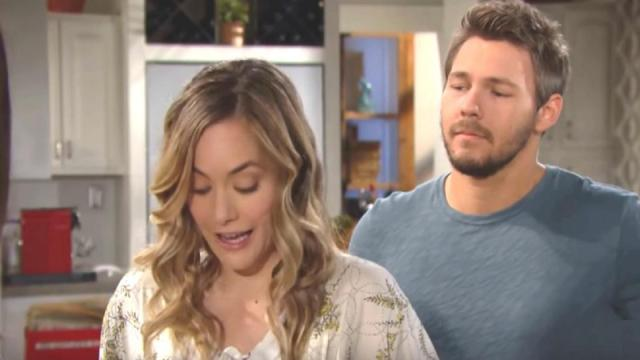 'Bold and the Beautiful': Liam and Sally Comfort Each Other