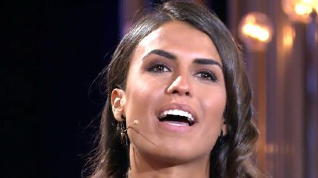 El rostro de Suescun es irreconocible en una foto de Instagram