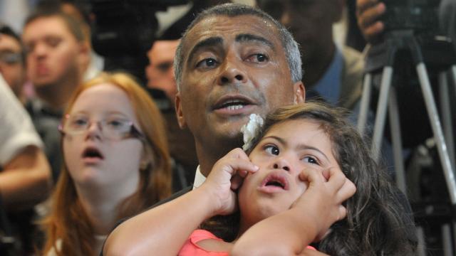 Famosos brasileiros que tem filhos com necessidades especiais