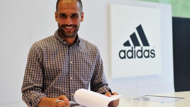 Juventus, l'arrivo di Guardiola potrebbe essere finanziato in parte dall'Adidas