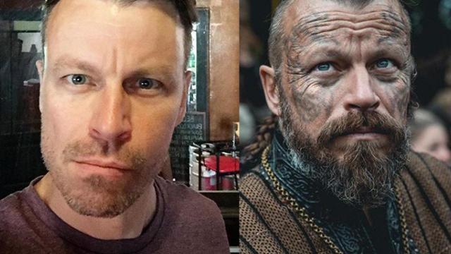 6 atores do elenco da série 'Vikings' sem a caracterização