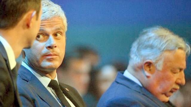 Européennes : Laurent Wauquiez et Les Républicains dans la tourmente après la débâcle