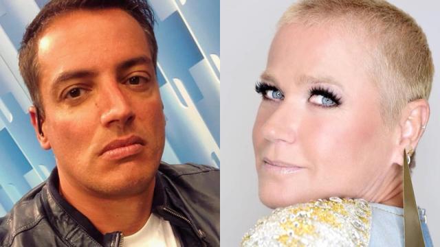 Após defender Xuxa, Leo Dias se afasta do 'Fofocalizando' e a loira manda recado