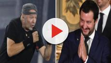 No a cannabis light, per Vasco Rossi è una 'vergogna': Salvini replica 'la droga fa male'
