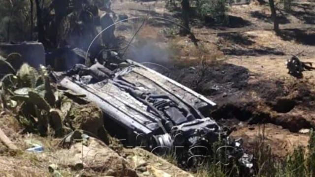 Un accidente le ha costado la vida a Antonio Reyes y Antena 3 muestra como quedó el coche