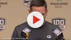 Green Bay Packers: Coach Matt LaFleur tears his Achilles tendon
