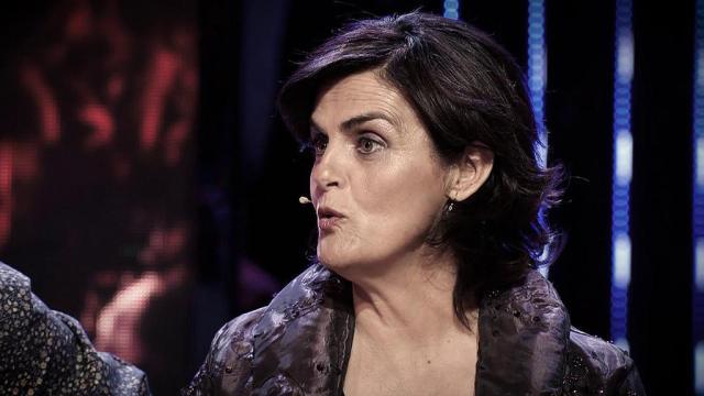La madre de Violeta Mangriñan dice que 'Sálvame' critica a su hija y no quiere saber nada