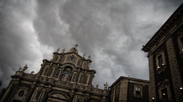 Lecce colpita da pioggia e grandine, allarme per i raccolti