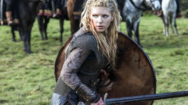 A história real de Lagertha, da série 'Vikings'