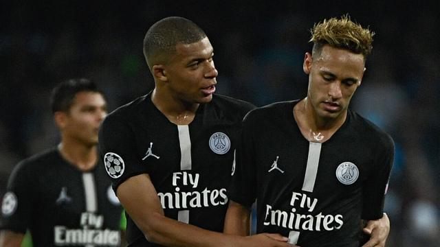 Mercato PSG: Kylian Mbappé serait 'jaloux' de Neymar selon L'Équipe