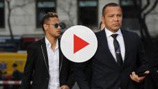 Pai de Neymar prefere que o filho responda por crime de internet do que por estupro