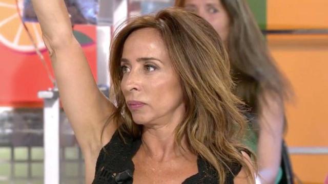 La audiencia critica a María Patiño por hablar de 'hombre de color'
