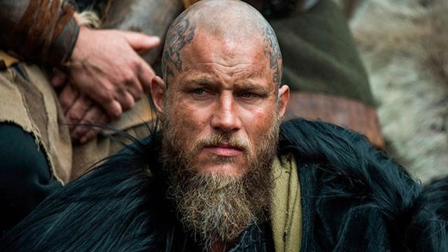 A história de Ragnar Lothbrok, da série 'Vikings'