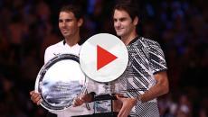 Rafael Nadal não vence Roger Federer desde 2014
