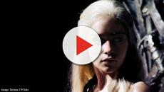 Emilia Clarke of 'Game of Thrones' speaks after finale of show